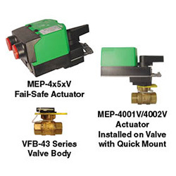 VEB-43 2 WAY VALVE KMC